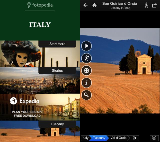 Fotopedia Italy