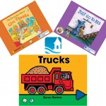 Oceanhouse Media - Trucks, The Oceanhouse Media - Trucks, The Berenstain Bears Give Thanks, and Just Go to BedBerenstain Bears Give Thanks, and Just Go to Bed