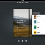 Outline+ version 2.3 (iPad 2) - Notebook Appearance