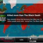 Plague Inc version 1.4.1 (iPhone 5) - Information Bulletin
