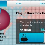 Plague Inc version 1.4.1 (iPhone 5) - World Statistics