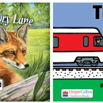 Red Fox at Hickory Lane and Trains