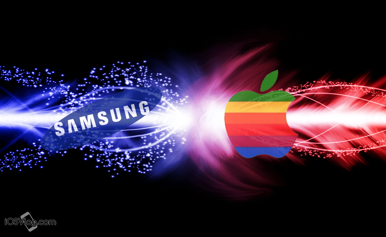 There Really Isn T A Contest Between Samsung And Apple Over
