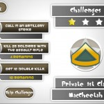Total Recoil version 1.0.1 (iPad 2) - Challenges