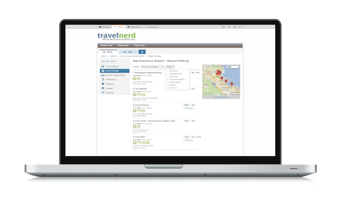 TravelNerd Web Version
