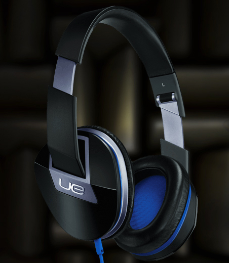 The Logitech UE 6000 feature active noise-cancelling technology.