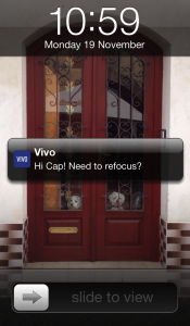 Vivo · Need to focus? by Will Flagello screenshot