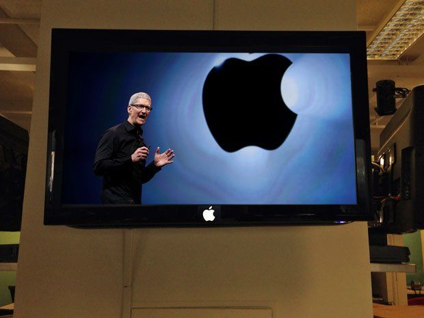 Apple television in 2013?