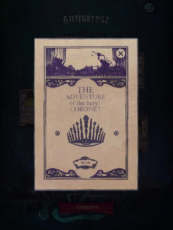 Sherlock Holmes For iPad