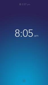 Rise Alarm Clock by Kellen Styler screenshot