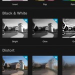 Adobe Photoshop Express for iPhone 5