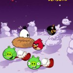 Angry Birds Seasons for iPhone 1