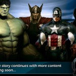 Avengers Initiative for iPad 5