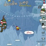 Doodle Jump Christmas Special for iPad 1