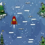 Doodle Jump Christmas Special for iPad 2