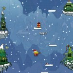 Doodle Jump Christmas Special for iPad 3