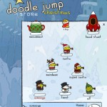 Doodle Jump Christmas Special for iPad 4