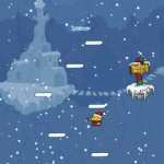 Doodle Jump Christmas Special for iPad 5