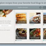 Evernote Food for iPad 1