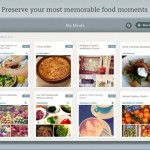 Evernote Food for iPad 4