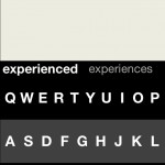 Fleksy for iPhone 3