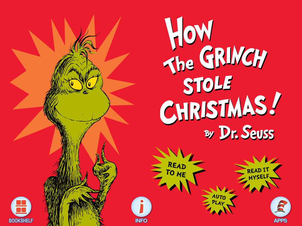 How The Grinch Stole Christmas | New Calendar Template Site
