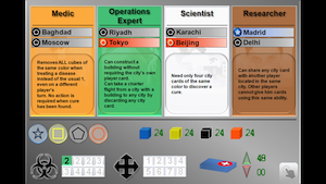 Pandemic - The Fourth Seal by Zimusoft, Inc. screenshot