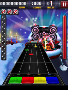 Santa Rockstar by Clarin Global S.A. screenshot