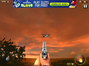 Ace Duck Hunter HD Free by MystoneGame Inc screenshot