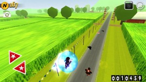 Nitro Chimp by Chillingo Ltd screenshot