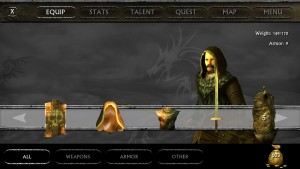Ravensword: Shadowlands by Crescent Moon Games screenshot