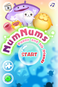 Num Nums by Toccata Technologies Inc. screenshot