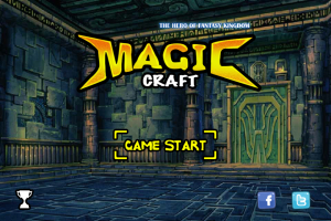 Magic Craft: The Hero of Fantasy Kingdom by Yibin Huang screenshot