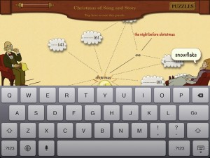 Word for Word - a word association game by Ultralingua, Inc. screenshot