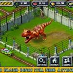 Jurassic Park Builder for iPad 5