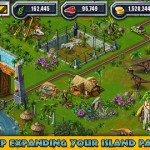Jurassic Park Builder for iPhone 4