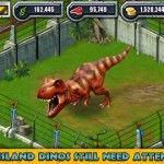 Jurassic Park Builder for iPhone 5