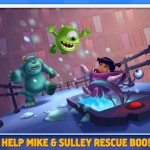 Monsters, Inc. Run for iPad 1