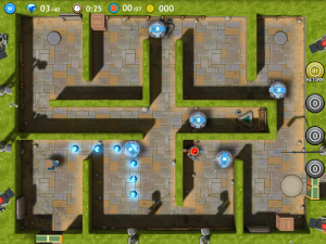 Man in a Maze™ by Chillingo Ltd screenshot
