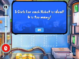Girls Like Robots by [adult swim] screenshot