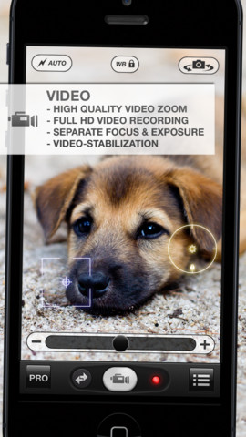 photo image ProCamera 4.0 Proves Why The App Is Worthy Of Its 'Pro' Name