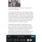 Quote.fm for iPad 4