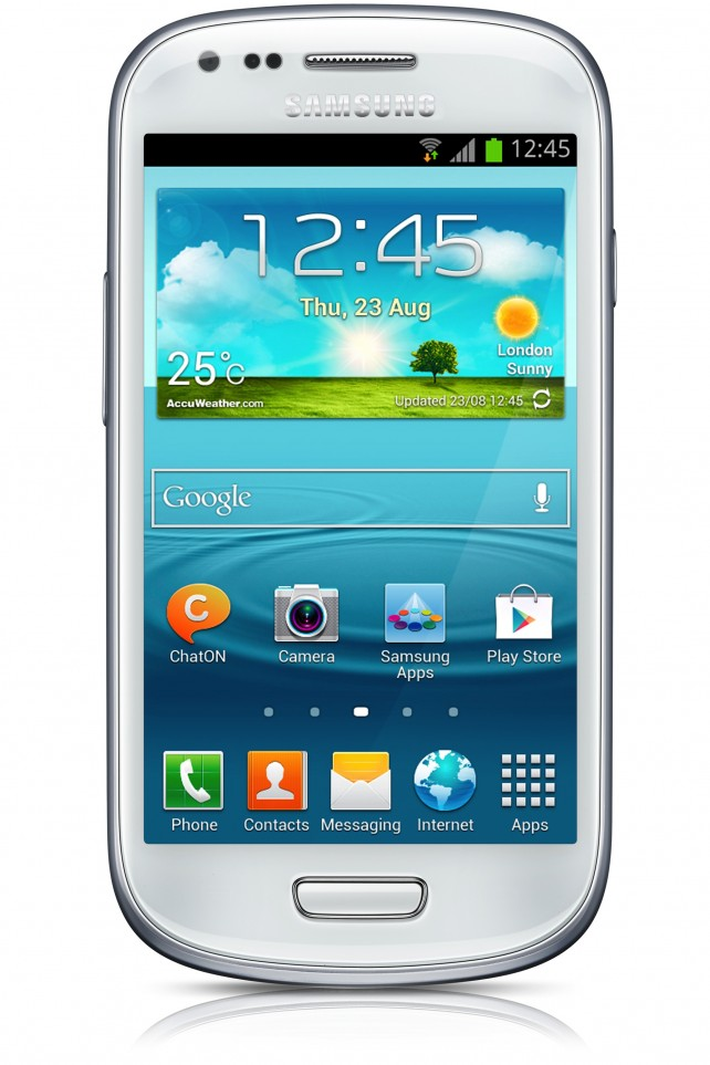 Apple Spares Samsung Galaxy S III Mini From Patent Infringement Case