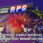 Saturday Morning RPG for iPad 1