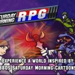 Saturday Morning RPG for iPad 1