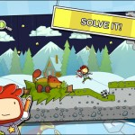 Scribblenauts Remix for iPad 5