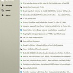 Slow Feeds for iPad 5