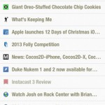 Slow Feeds for iPhone 2