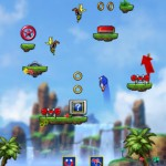 Sonic Jump for iPad 1
