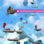 Sonic Jump for iPad 4